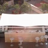 Hotel Ambassador Bhubaneswar Fabric Structure